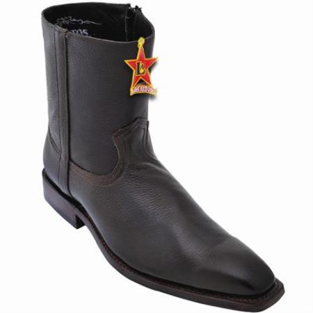 Skin Ankle Mens Boot
