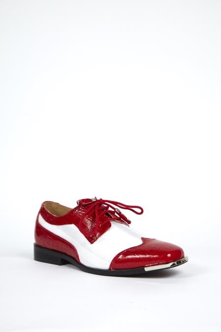 Dress Shoes Firered