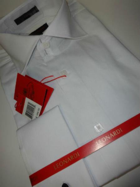 Leonardi Designer French Cuff
