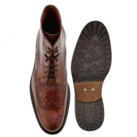 Vito Calfskin & Alligator