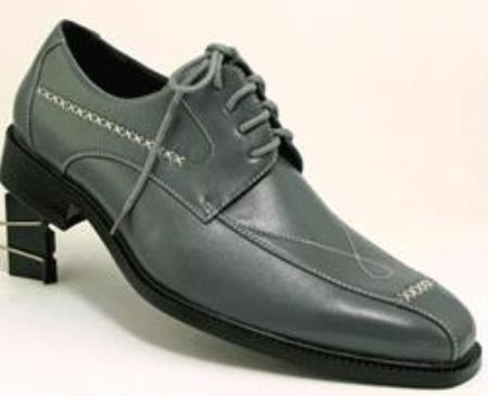 Dress Shoes Gray