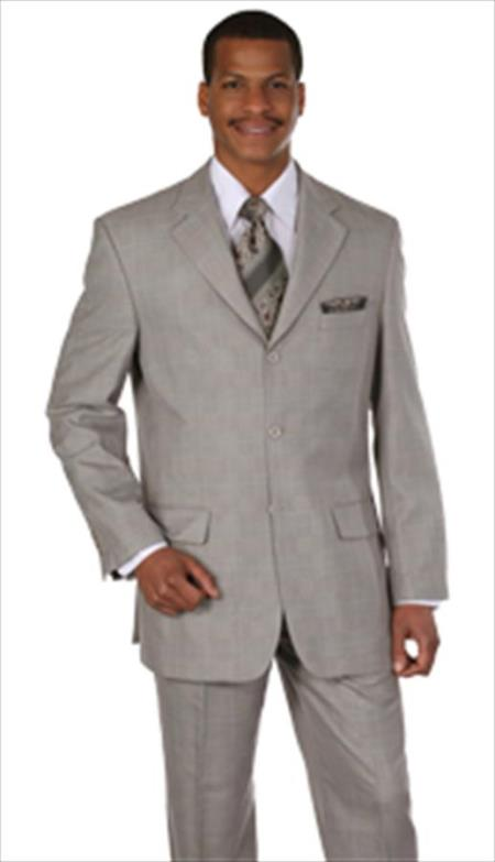Plaid Window Pane houndstooth checkered Pattern Grey/Tan