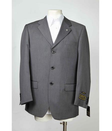 Blazer Grey Three Button
