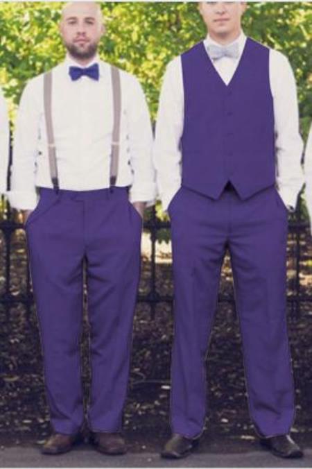 Any Color Matching Dress Tuxedo Wedding Vest ~ Waistcoat ~ Waist coat & Pants set,Shirt & Tie or Bow tie Set Package
