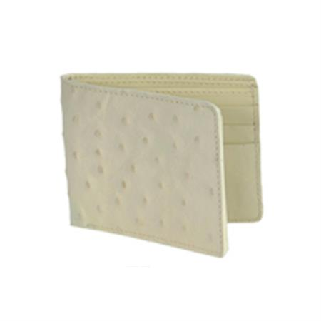 West Boots Wallet- Cream