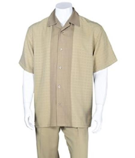 Mens Church Walking Suit