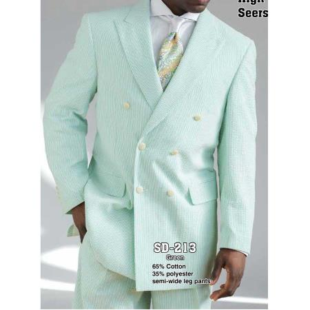 Piece Seersucker Suit -