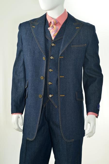 3 Piece Suit -