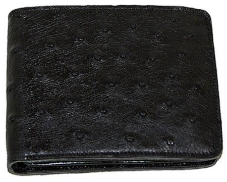 Buy HC23 Wallet ~ billetera ~ CARTERAS Ostrich Wallet Black
