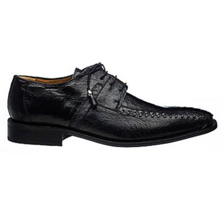 Ferrini  Handcrafted Ostrich Leg Black