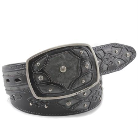 Exotic Gray Belt Genuine