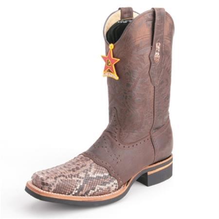Altos Western Boots Genuine