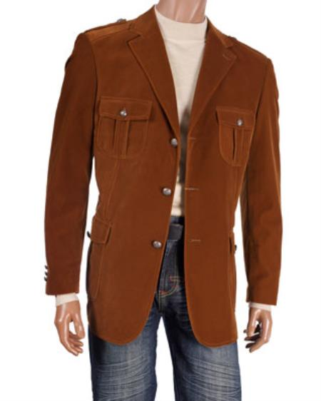Men like always pay attention to coats, right? Sure. And you need several kinds of coats. Ericdress is a good website. Here you can find many great coats. For good winter days, you should choose good winter coats. Trench coats are good choices because of the special style. And If you like, you can.