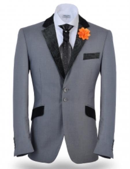 Charcoal Grey ~ Gray