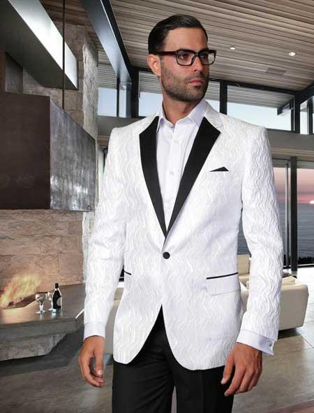 Mens sequin blazer, sportcoat blazer, dinner jackets, tuxedo jacket