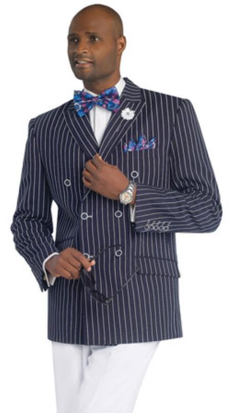 EJ Samuel Bold Stripe