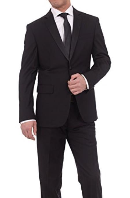 All Solid Outfit Black