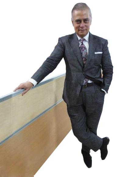 Alberto Nardoni Linen Fabric Coming 2018
