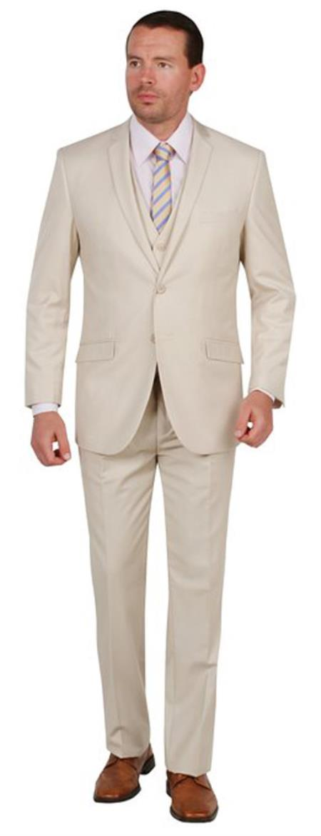 Suit Two Button Three