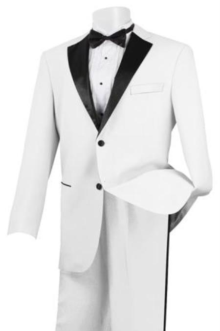 Stylish 2 Button Tuxedo