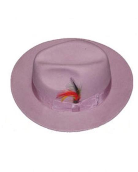 Untouchable Lavender Hat