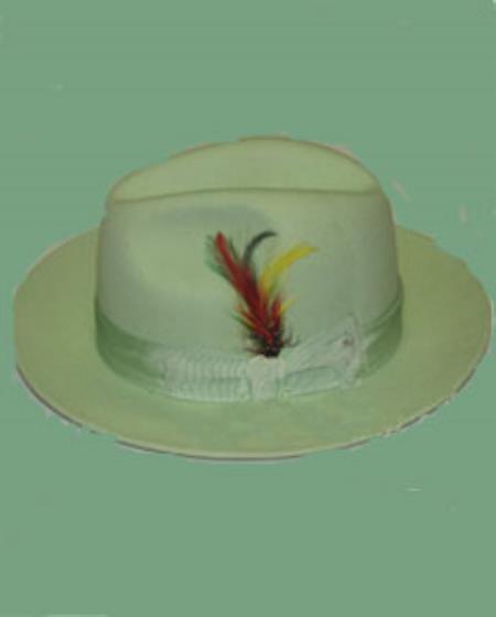Untouchable Mint Hat