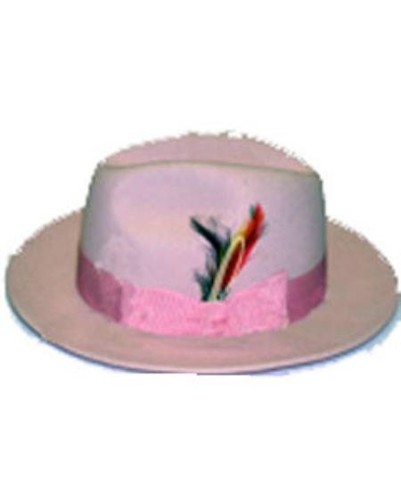 Untouchable Pink Hat