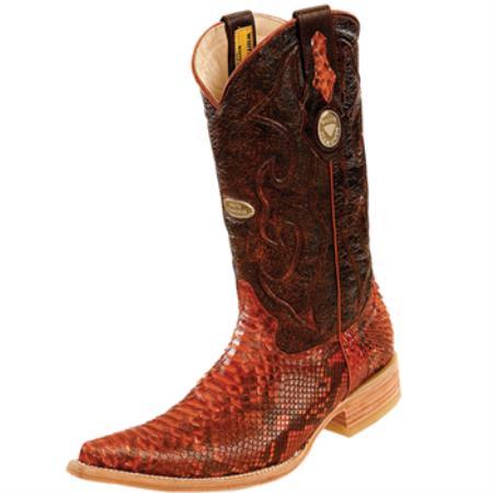 Western Cowboy Boot Bota