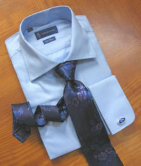 Valenti Dress Shirt-French Cuff