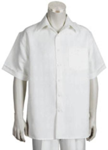 Buy KA4009 Leisure Walking Suit Mens Short Sleeve 2piece Walking Suit