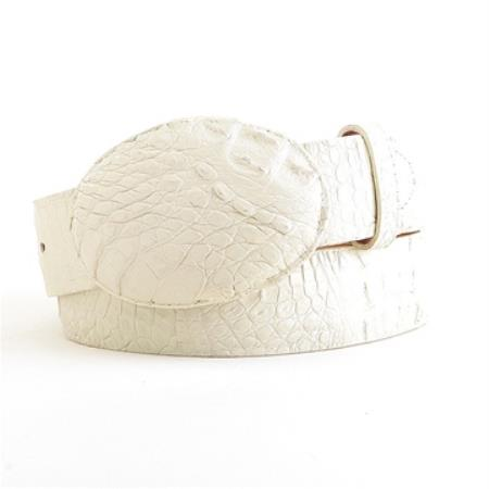 Genuine Real Winterwhite Caiman