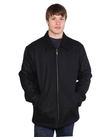 | Evan Wool Jacket