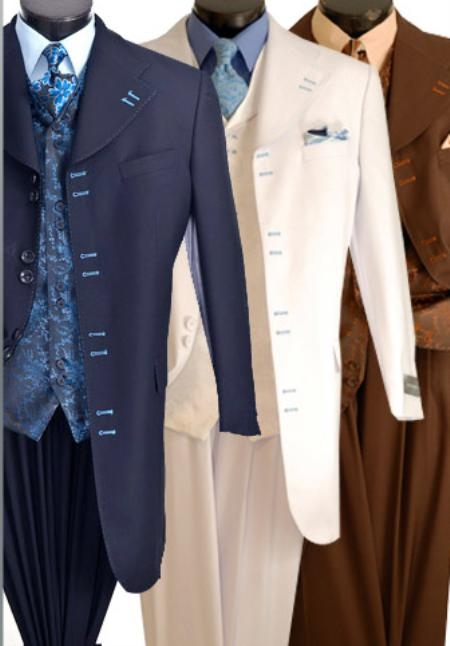 SKU#AP9786 Mens Fashionable Zoot Suits $139