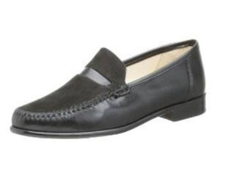 Belvedere Mens Gatto Slip-on Black $219