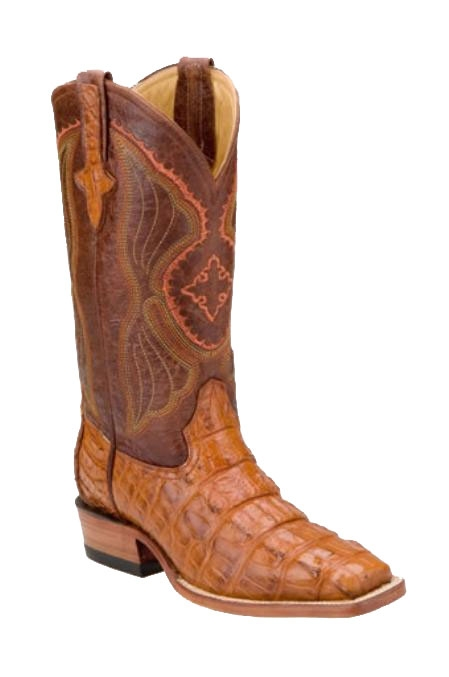 SKU#HA810 Mens Hornback Alligator Western Boots $618