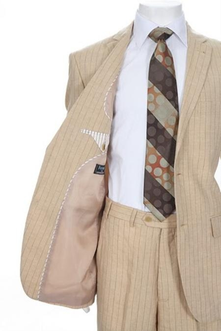 SKU#GD636 Mens Taupe Ferrecci Fashion Forward Collection $139