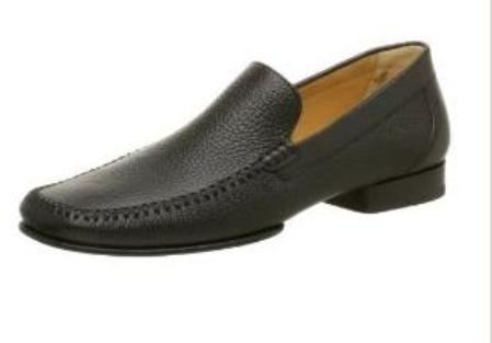 Belvedere Mens Vittorio Slip-on in Black $199