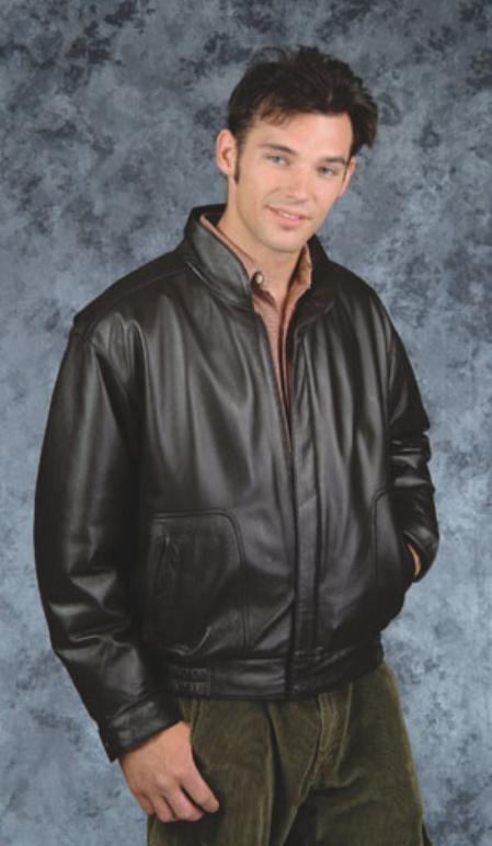 SKU#HX164 Mens all season jacket Black $239
