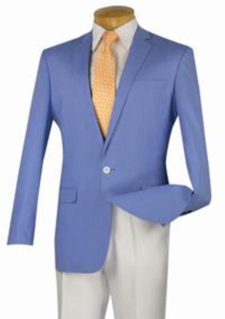 Slim Fit Sportcoat Blue