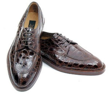 SKU# DJL750 Monte Carlo - Black or Brown classic crocodile finish.  $695
