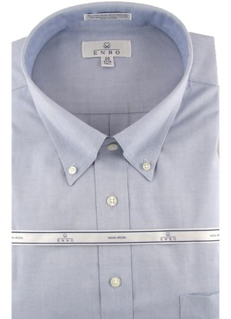 Enro Non-Iron 2-Pak Pinpoint Oxford Shirts Big & Tall $84.00