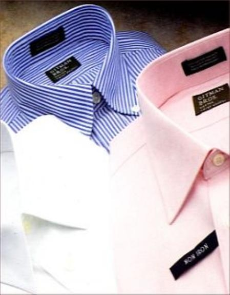 Gitman Non-Iron Wrinkle Free Dress Shirts Many Colors $75