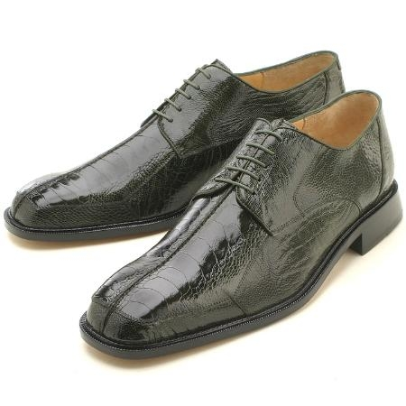 MensUSA Olive Genuine Ostrich Leg by Belvedere at Sears.com