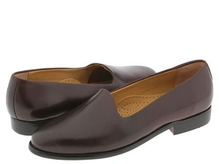 SKU# TOM270 7827 Patent leather or leather upper Slip-on design $99