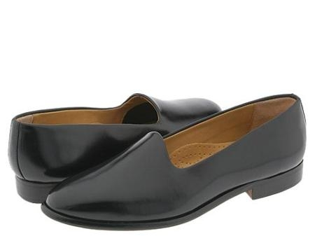 SKU# 7827 Patent leather or leather upper Slip-on design $89