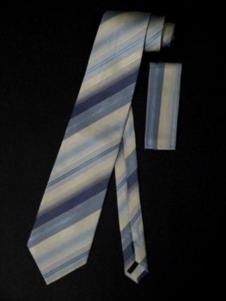 Neck Tie W Hanky