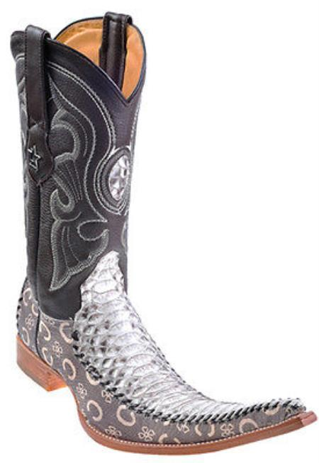Western Cowboy Boots For Sale - Yu Boots