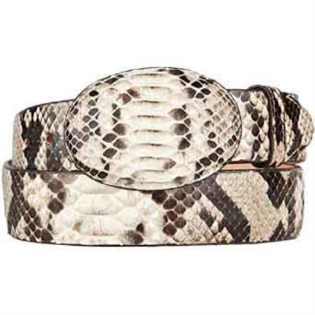 Python Skin Western Style
