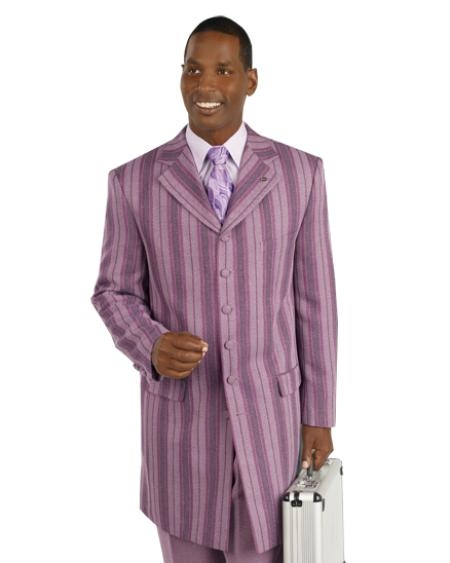 SKU# RT45 Mens Discount Italian Suits By Style and Quality - Long Zoot Suits $149