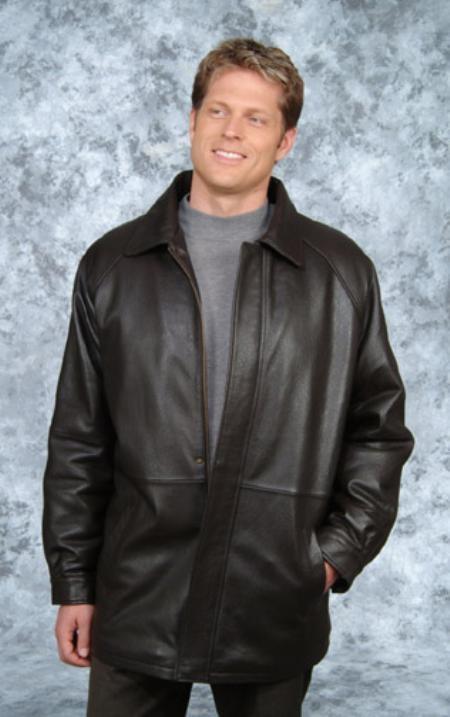 SKU#VS536 Raglan car coat Brown $249